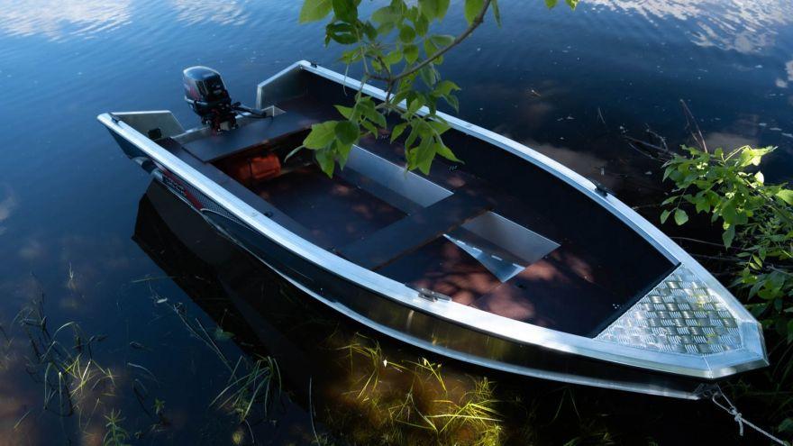 Лодка WINDBOAT 4.0 Evo (румпель)