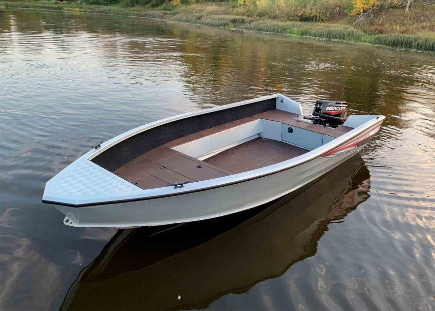 Лодка WINDBOAT 4.2 Evo (румпель)