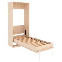 Кровать подъемная 900 мм КД09 (молочный дуб)