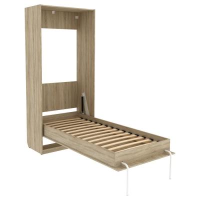 Кровать подъемная 900 мм КД09 (дуб сонома)