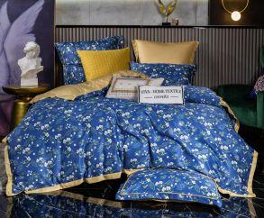 Комплект постельного белья Сатин Роял Тенсель TS001