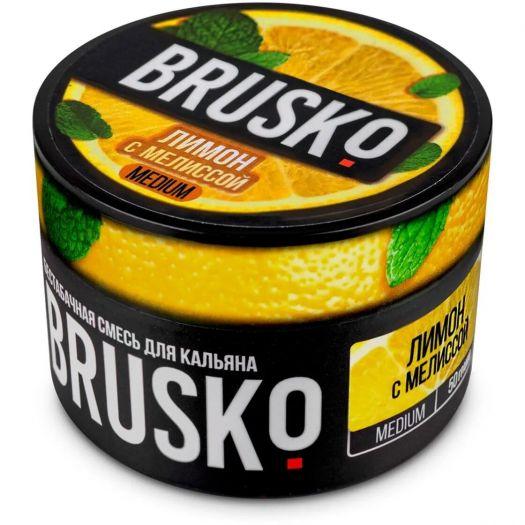 Brusko (Medium) – Лимон с Мелиссой