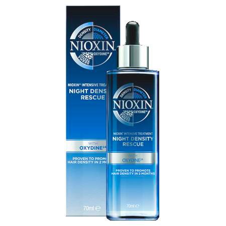 NIOXIN Night Density Rescue Ночная сыворотка для густоты волос