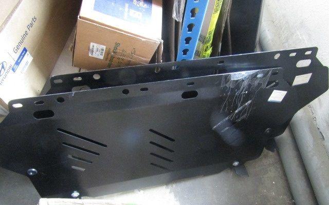 Защита картера FORD Grand C-Max 1754868 Ford