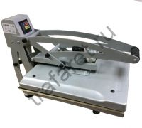 Трансферный пресс LM-Print CH1702 Auto Clam с электромагнитным отщелкиванием.