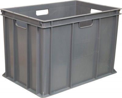 Ящик пластиковый 600х400х410 сплошной