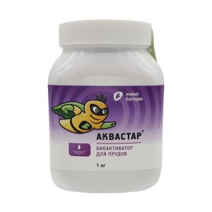 Биоактиватор «Аквастар» 1кг