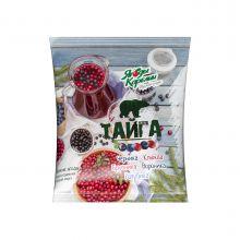 """Смесь ягод """"Тайга"""" замороженная 6 пакетов по 300 г"""