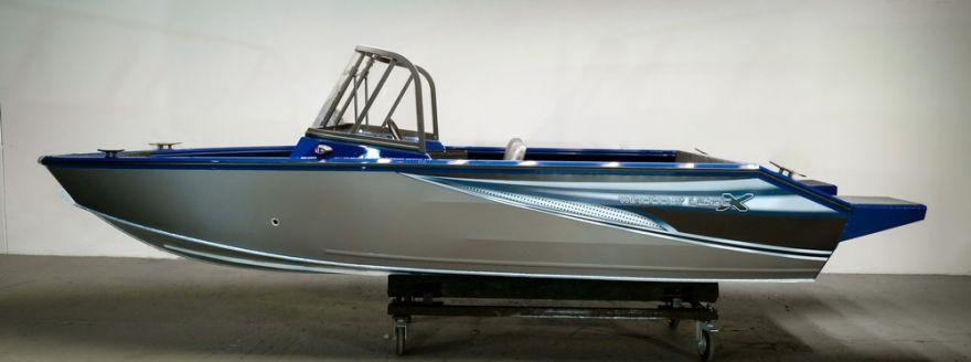 Лодка WINDBOAT 4.5DCX