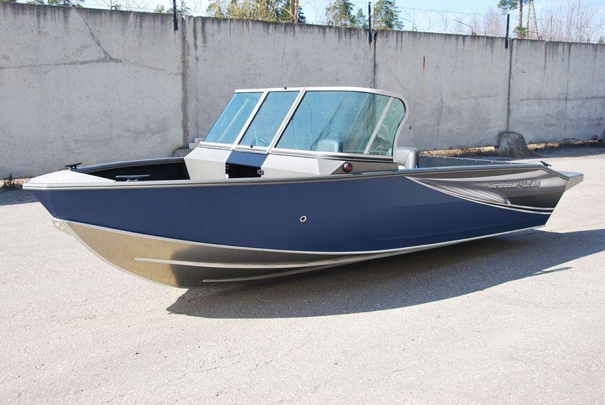 Лодка WINDBOAT 4.6 Evo