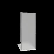 Душевая перегородка BAS INFINITY SP-70-G-CH, матовое стекло