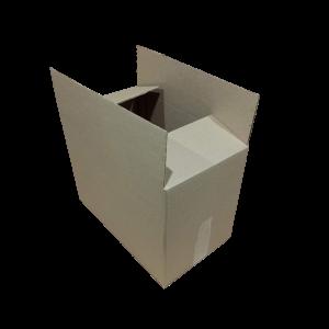 `Коробка картонная, размер 380*228*287 мм