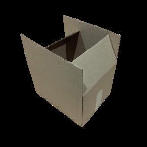 `Коробка картонная, размер 285*225*195 мм