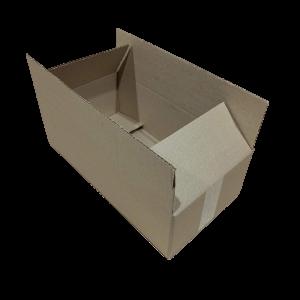 `Коробка картонная, размер 410*215*125 мм