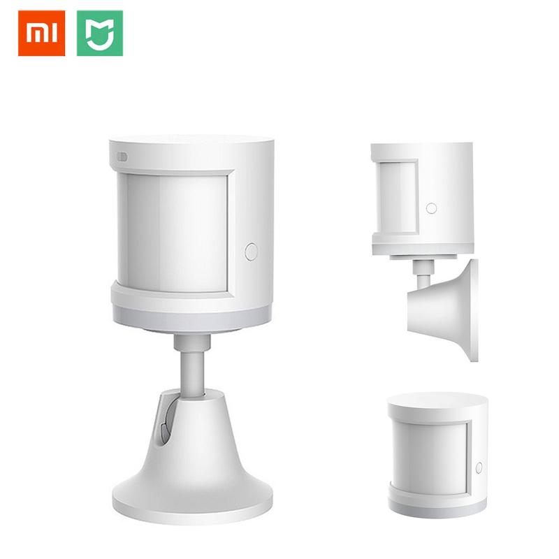 Датчик движения Xiaomi Aqara Body Sensor Light Intensity Sensors