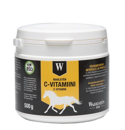 Black Horse. Витамин С. 500 гр и 1 кг.