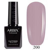 Гель лак  ARBIX № 200 Миндальное Печенье
