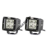 Комплект светодиодных фар K-FRK4-16W SPOT дальний свет