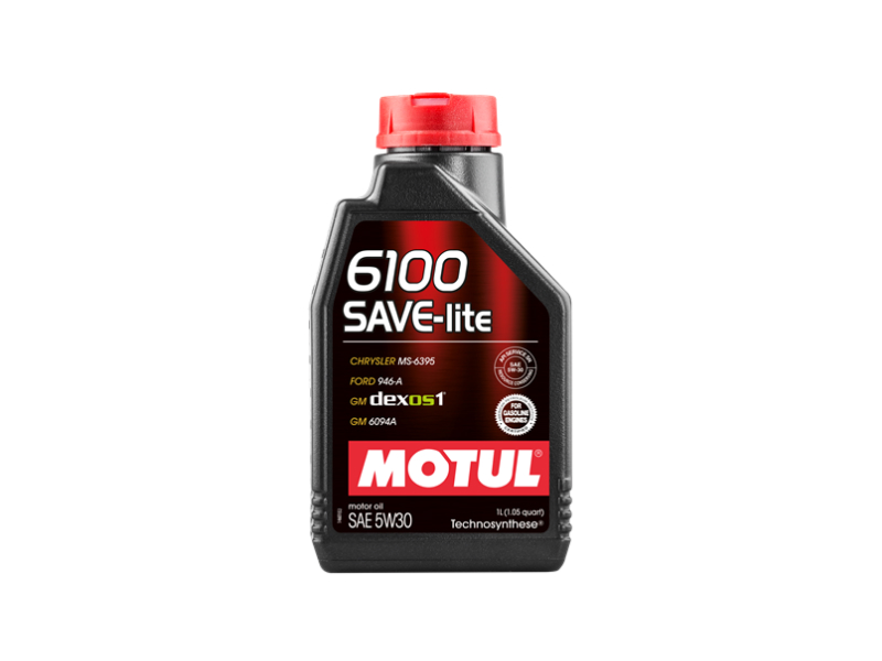 Масло моторное Motul 6100 Save-Lite 5w30