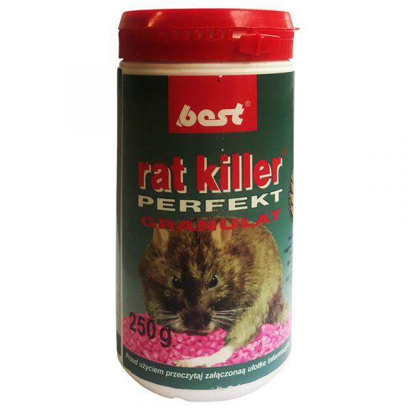 «Рат Киллер» (Rat Killer), 250 г, от BEST-PEST, Польша