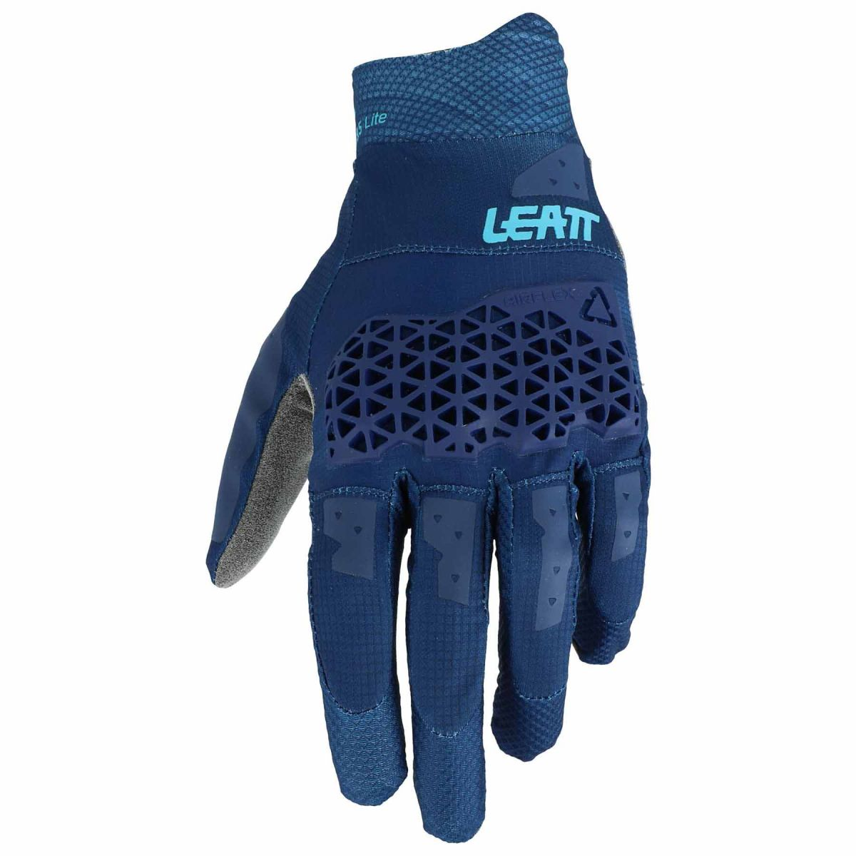 Leatt Moto 3.5 Lite Blue перчатки