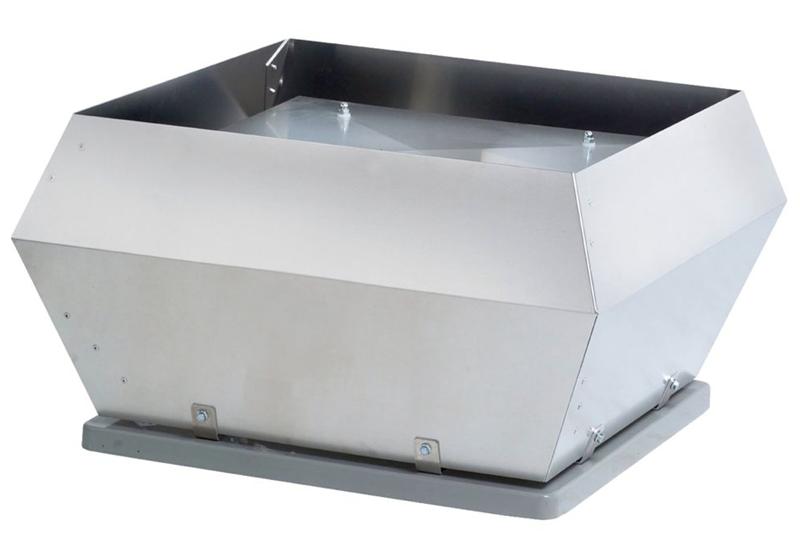 Крышный вентилятор DVS 355E4 sileo