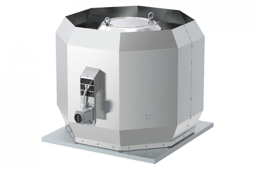 Крышный вентилятор DVV 800D4-XS