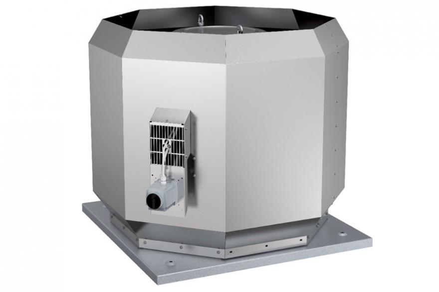 Крышный вентилятор DVV 560D4-XM