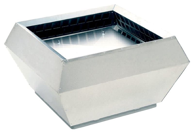 Крышный вентилятор DVSI 355E4 sileo