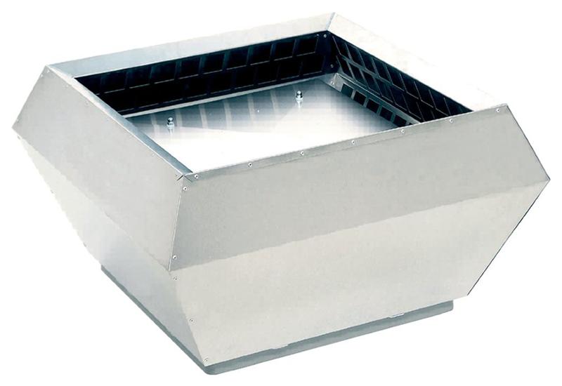 Крышный вентилятор DVSI 355DV sileo