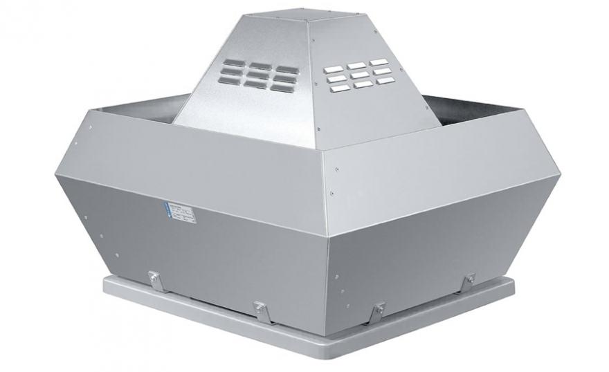 Крышный вентилятор DVN 500D4 IE2