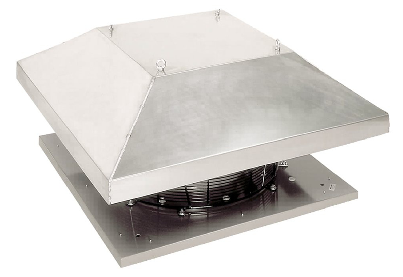 Крышный вентилятор DHS 630DS sileo