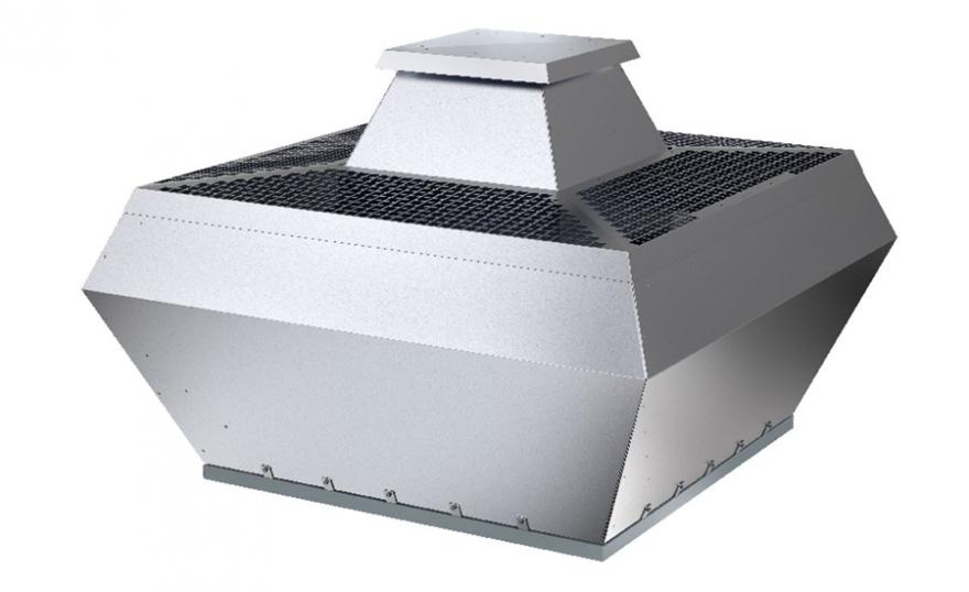 Крышный вентилятор DVNI 800D6 IE3