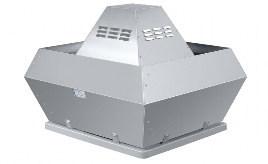 Крышный вентилятор DVNI 400DV