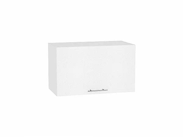 Шкаф верхний Валерия ВГ600 (белый металлик)