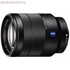 Объектив Sony Zeiss Vario-Tessar T* FE 24-70mm F4 ZA OSS (SEL-2470Z)