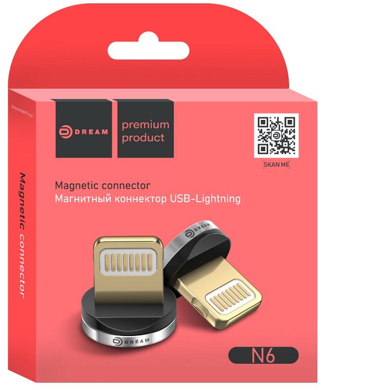 Коннектор LIGHTNING (для магнитного кабеля)