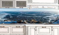 Фартук для кухни - Байкал | интерьерные наклейки