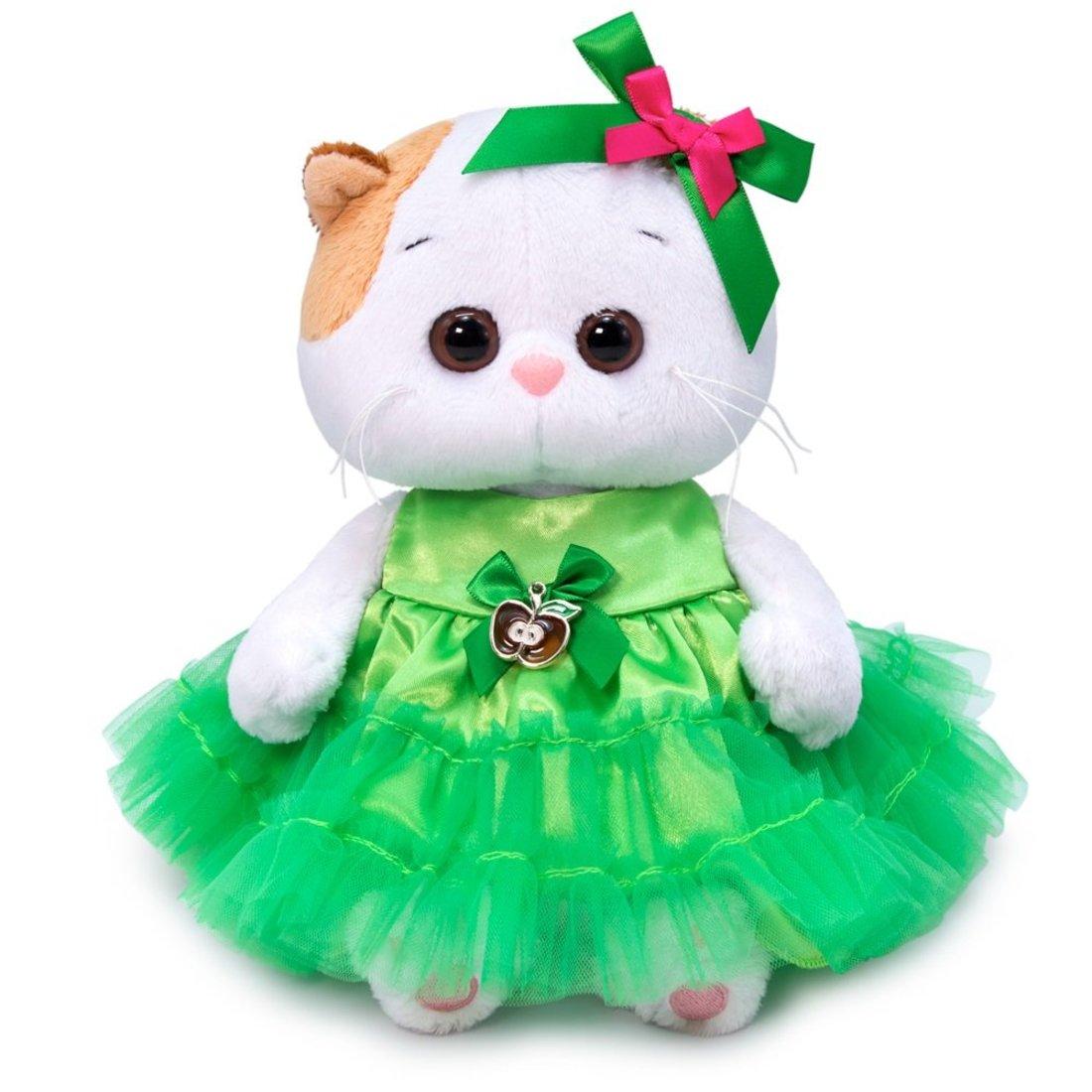 Кошечка Ли-Ли BABY в платье с яблочком 20 см