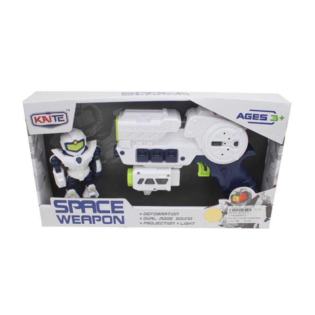 Игр.набор Космический воин, в комплекте: предметов 2шт., эл.пит.AA*2шт.не вх.в комплект, коробка
