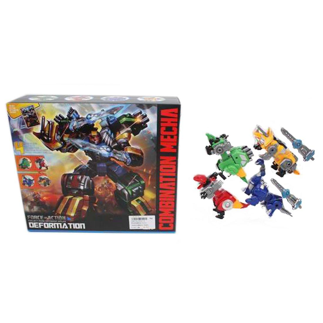 Игр.набор Роботы-трансформеры, в комплекте предметов 6шт., коробка