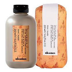 Davines More Inside Oil - Масло без масла для естественных послушных укладок 250мл