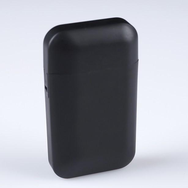 Зажигалка USB черная