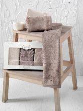 Комплект кухонных полотенец бамбук PANDORA (30*50)*3 Арт.2199-5