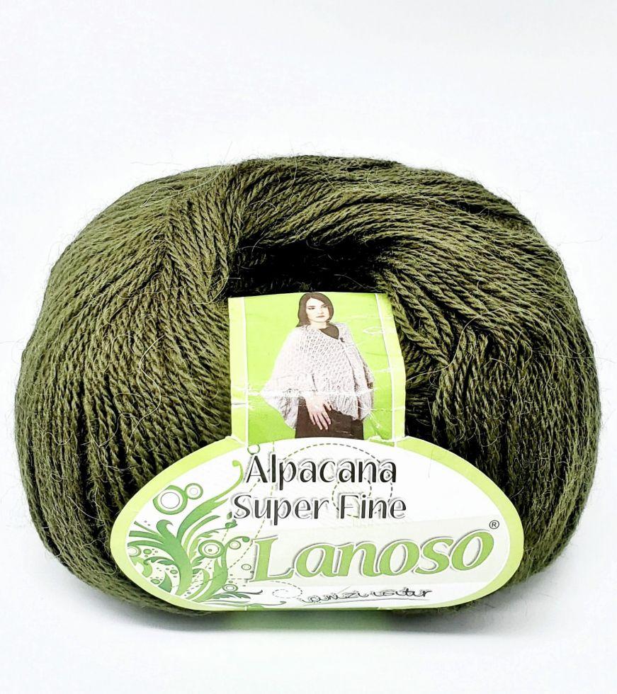 ALPACANA SUPER FINE Цвет № 929