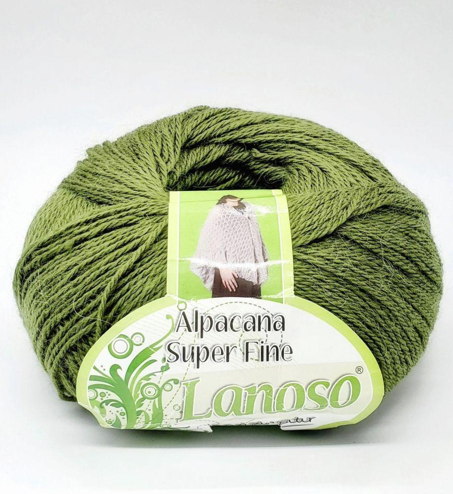 ALPACANA SUPER FINE Цвет № 936