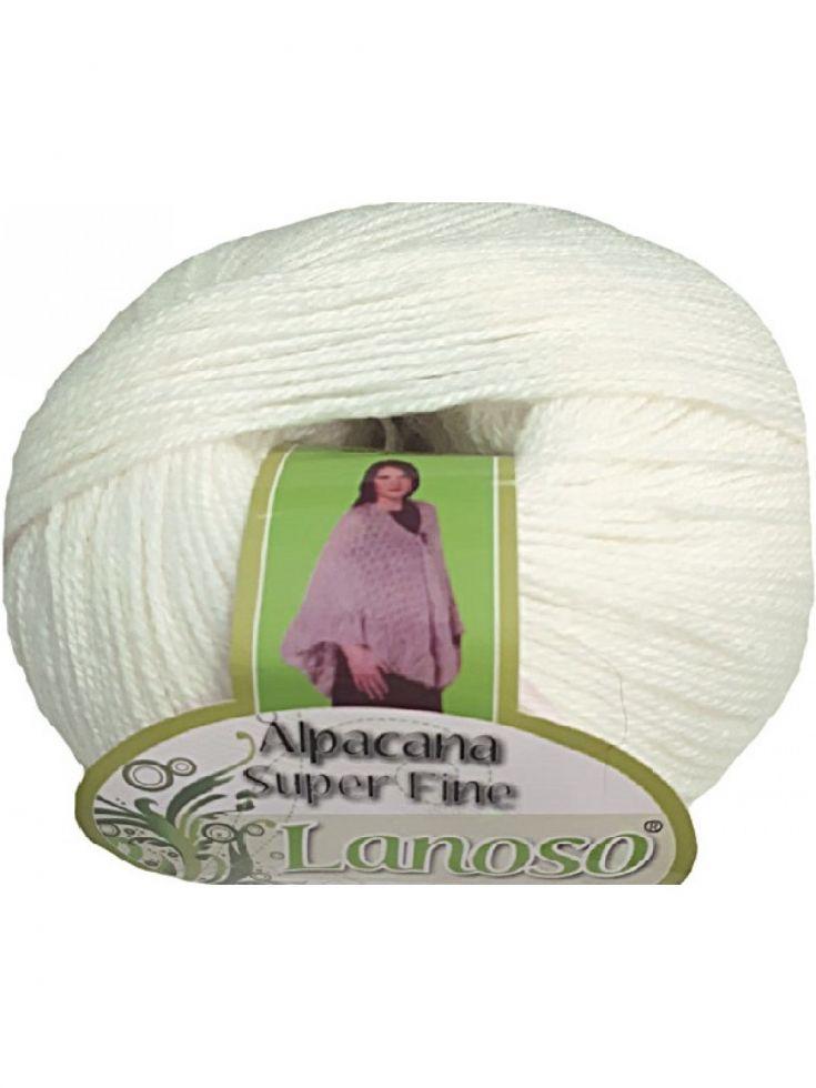 ALPACANA SUPER FINE Цвет № 955