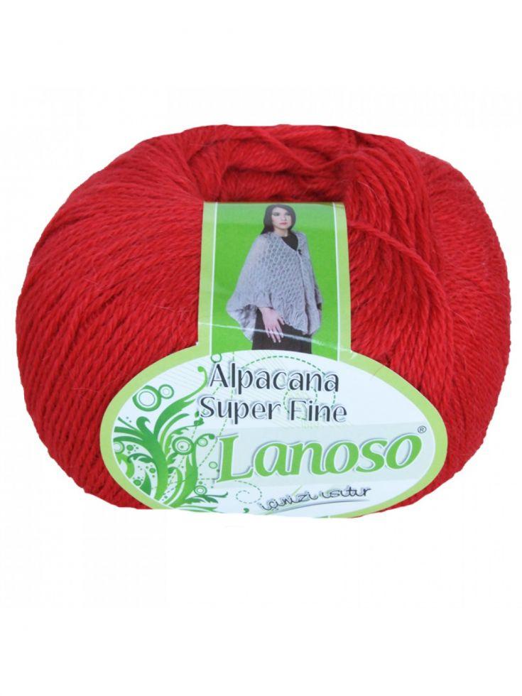 ALPACANA SUPER FINE Цвет № 956