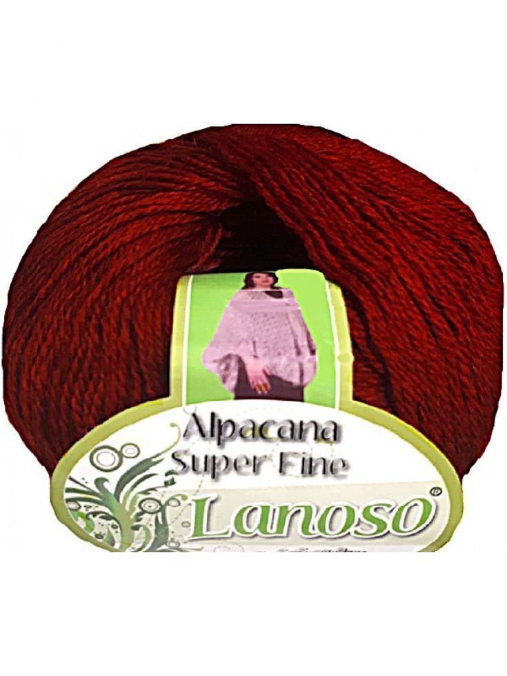 ALPACANA SUPER FINE Цвет № 957