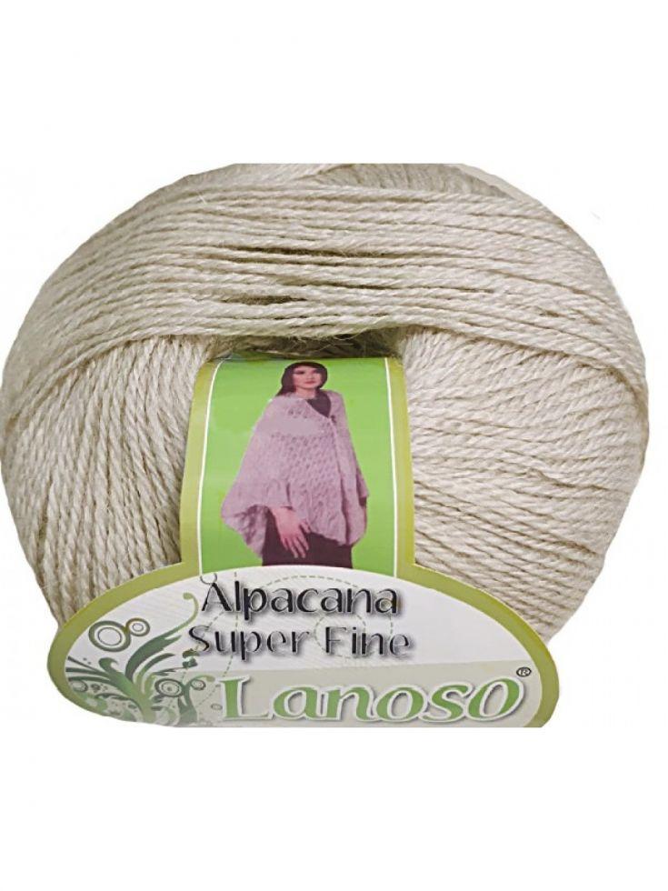 ALPACANA SUPER FINE Цвет № 995